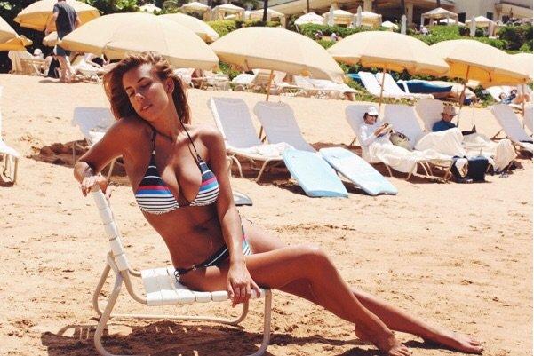 At the beach Porn Photo