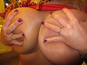amateur photo Big boobies