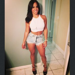 amateur photo Stunning Latina Ingry