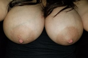 amateur photo IMAGE[Image] My wife has too much titty for one shirt to contain!