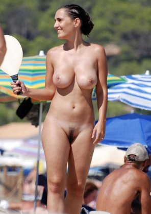 amateur photo Landing strip beach