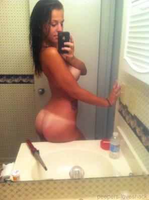 amateur photo Bathroom pic