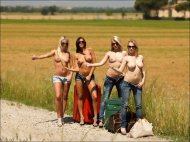 Hot Hitchhikers