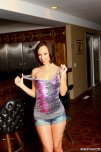 amateur photo Jada Stevens