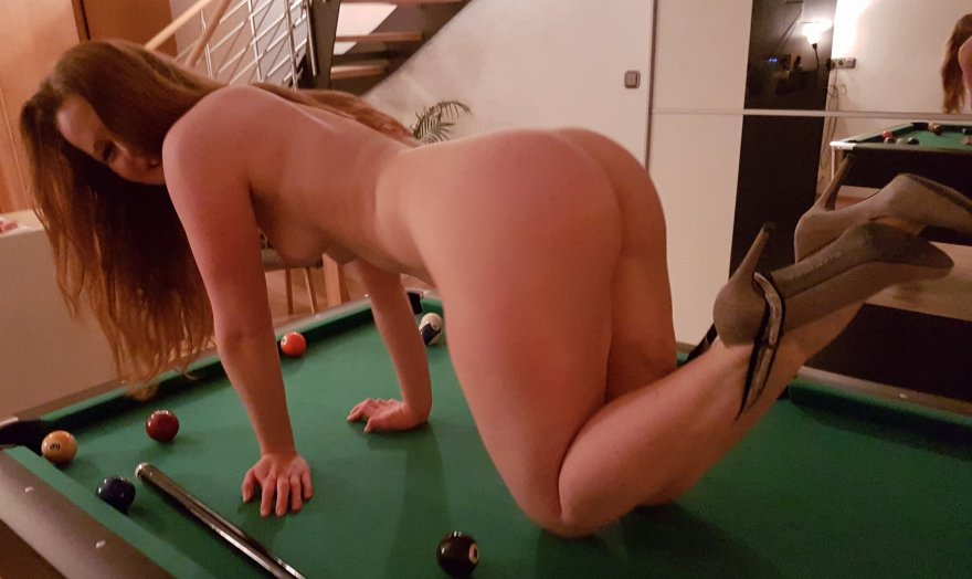 amateur photo Virtual pool
