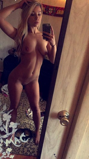 amateur photo Full-length Mirror Nude