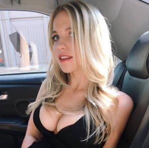 amateur photo Backseat