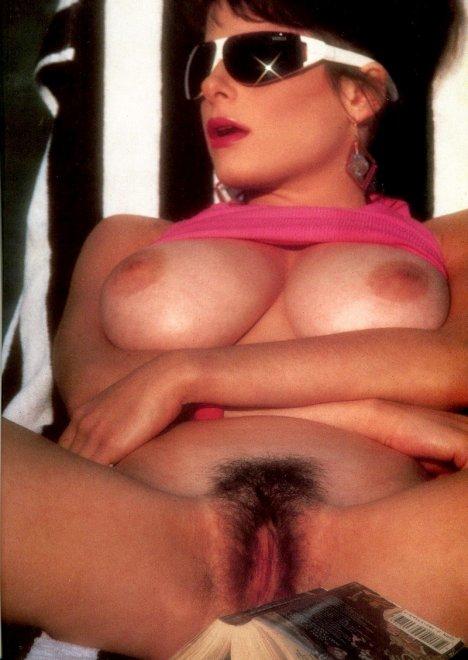 Dru Diamond. Very 80s, very nice. Porn Photo