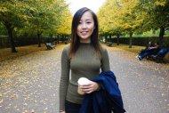 amateur photo A Fall Smile