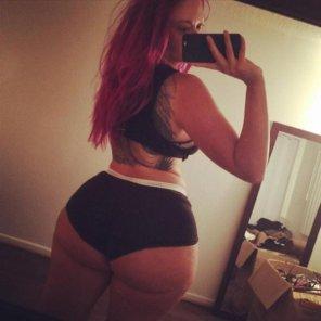 amateur photo Wide Hips