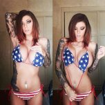amateur photo Patriotic
