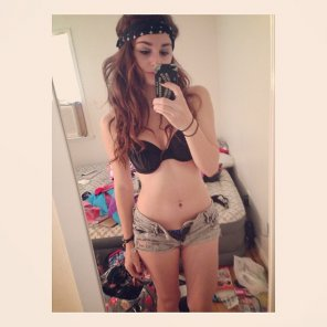 amateur photo Cutie with a headband