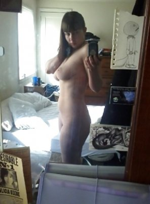 amateur photo Big round titties
