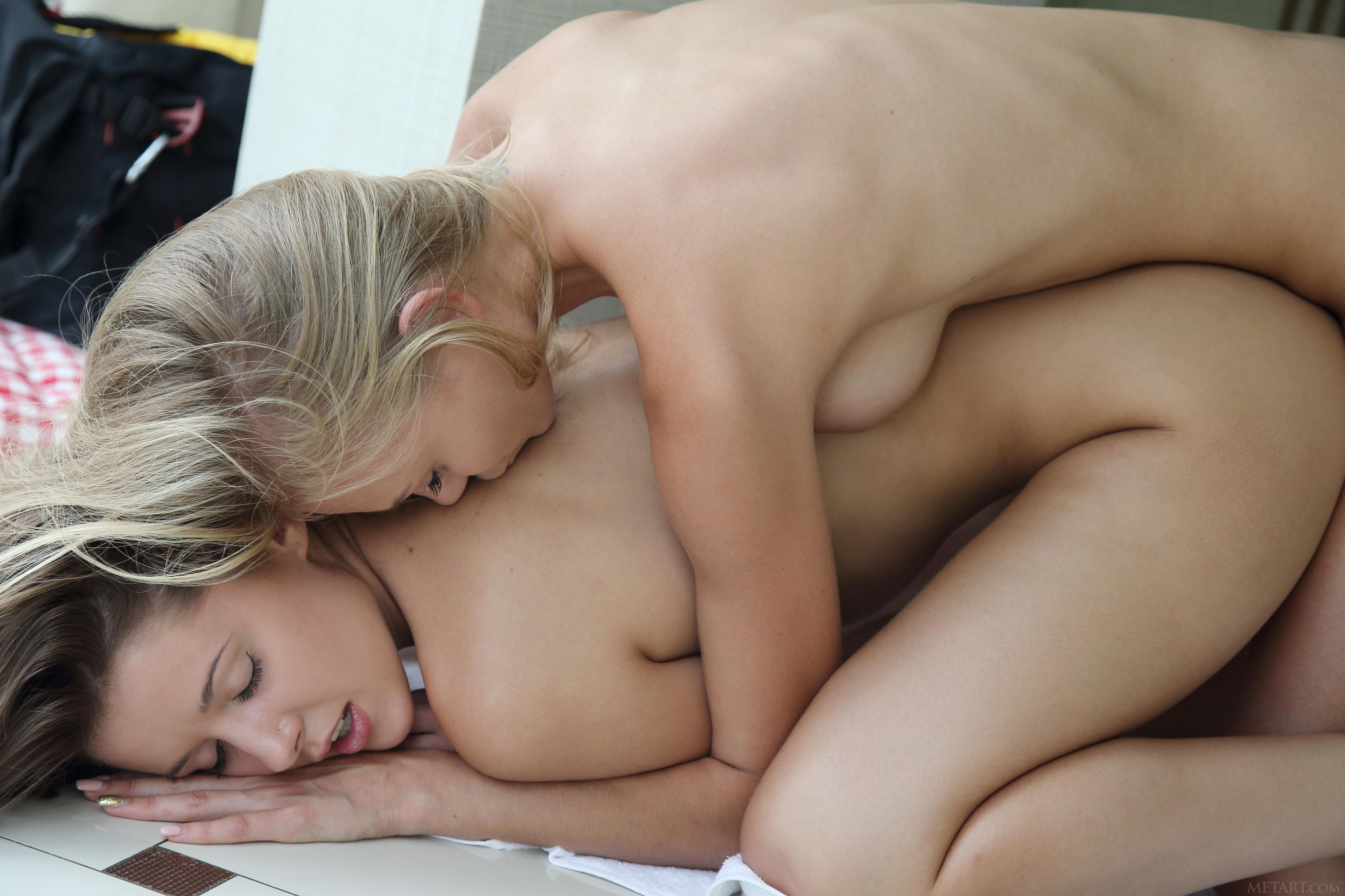 Cuddling Porn