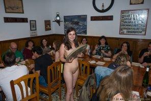 amateur photo My Favorite Waitress