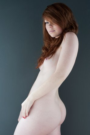 amateur photo Cute ginger