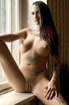 amateur photo Stunning Brunette