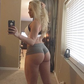 amateur photo Short Shorts