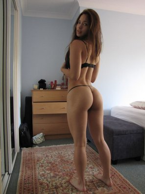 amateur photo She worked hard for that body