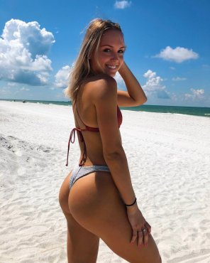 amateur photo bikini thong, two big albums in comments