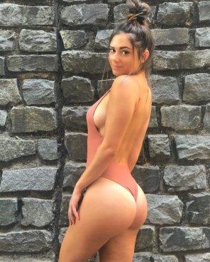 amateur photo PictureAmazing soccer butt
