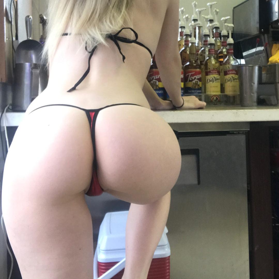 Barista porn