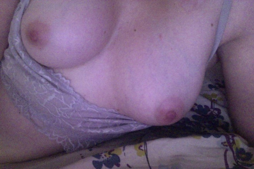 amateur photo small pale tits in need of attention
