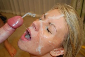 amateur photo A lovely facial
