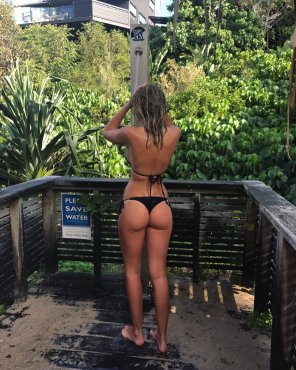amateur photo Jade Grobler