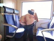 Lifetime valid train ticket