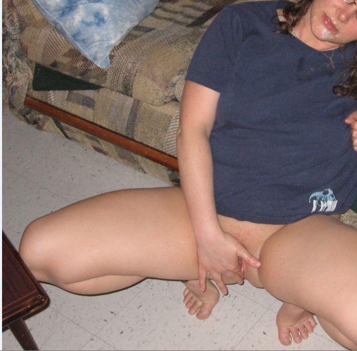 Sexy wife creampie