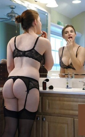 amateur photo Getting ready