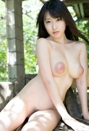 amateur photo Double Sized Japanese Puffy Nipples