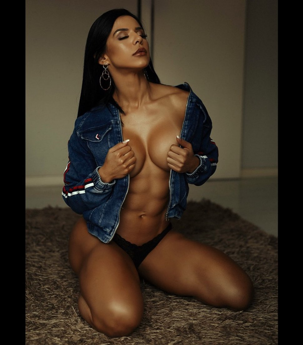 Eva andressa naked