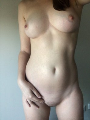 amateur photo My boobs always look like they're gazing out the window