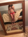 amateur photo Red panties