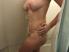 amateur photo Original Content[f]eeling dirty... help rub me clean?..
