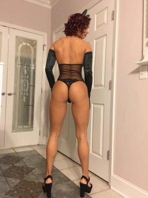 amateur photo Christy Ann Fitness