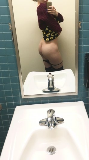 amateur photo after class, some ass :) [f] 21