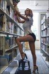 amateur photo Top shelf
