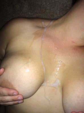 amateur photo She got hers, now she wants to share my cum with you. PM me.