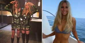 amateur photo Eugenie Bouchard: My sisters are the hotter than me