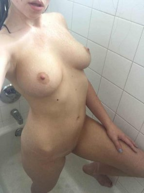 amateur photo Soaking[F]