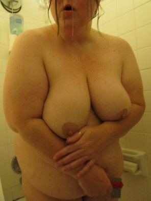 amateur photo Shower Boobs!!!