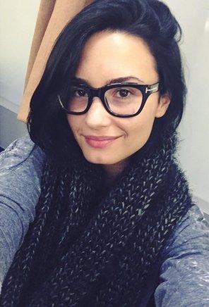 amateur photo Demi Lovato