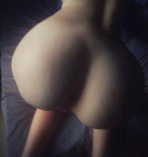 amateur photo Just a bit of a morning ass [f]