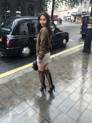 amateur photo Sexy Girl in London