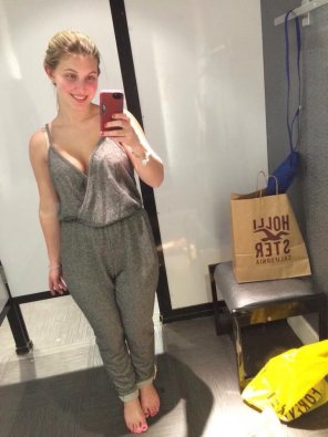 amateur photo Jumpsuits are cool ;)