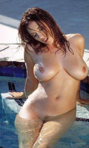 amateur photo Warm water