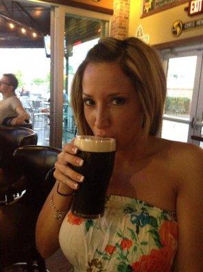 amateur photo Dark Beer